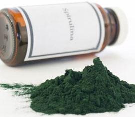 Alga spirulina in compresse o in polvere